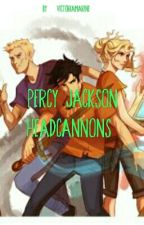 Percy Jackson Headcannons by kim_is_a_penguin20