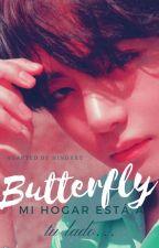 Butterfly   ĸooĸv by hinoxxy