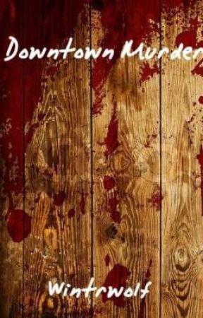 Downtown Murder (A Klance AU) by Wintrwolf