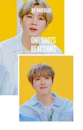 Reakcje i One Shoty BTS by rnicoleu
