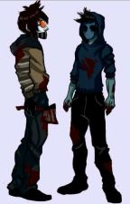 The Creature (Yandere!Toby x Broken!Reader x Yandere!Eyeless Jack) by Yendere_Senpai