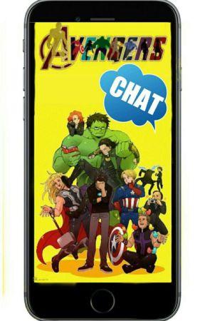 Avengers - textovky by Natasha_Stark_007