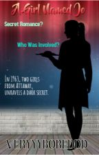 A Girl Named Jo by ActiveKare11