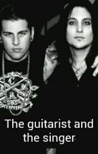 The Guitarist and The Singer (M. Shadows x Synyster Gates) by Marianna2504