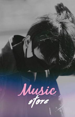 Music Store•KOOKMIN•O.S by adri_universe
