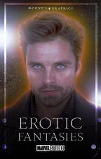 EROTIC FANTASIES | MARVEL STUFF by fantasymoony