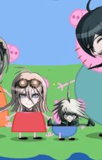 Danganronpa Randomness by afterglxw__
