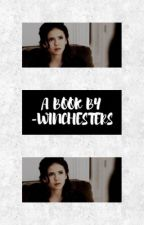 ✓ | gender neutral gif series, elena gilbert by -winchesters