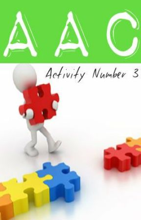 ACTIVITY NUMBER 3 by AspiringAuthorsClub