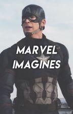 MARVEL IMAGINES by voidmarvels