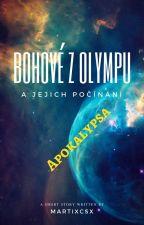 Bohové z Olympu #1 [short story] by martixcsx
