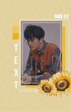 Text | Mark Lee ✔ by shininq_stxrs