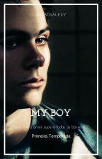 My Boy •  Sterek by madsalexy