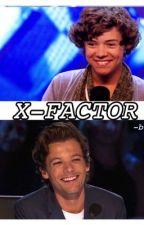 X-factor by Benedettaxxx