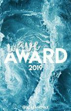 Wave Award 2019  by xcasanovax