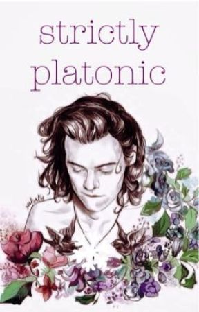 strictly platonic | harry styles a.u by immahoeforstyles