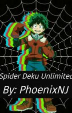 Spider Deku: Unlimited by PhoenixNJ