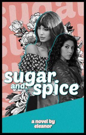 Sugar and Spice   Rosa Diaz by lokidyinginside