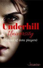 UNIVERSITY OF MINESKI INFINITY ( A School Of Death) by Jessaeiou