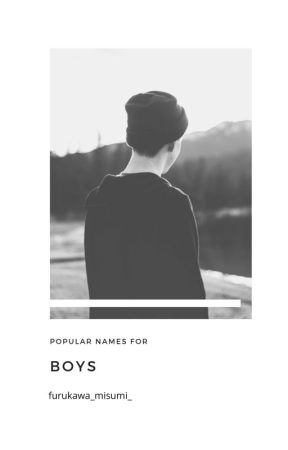 Popular Names For Boys ✓ - L - Wattpad