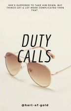 Duty Calls // mob! Tom Holland AU by hart-of-gold