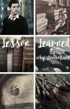 Lesson Learned (Hogwarts!Tom AU) [COMPLETED] by bexreneewrites
