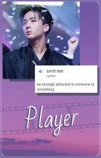 Player { Wontaek } by Yon_Bun
