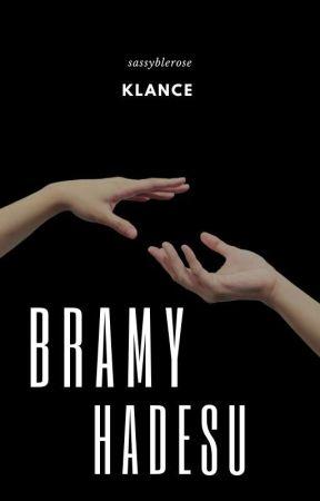 Bramy Hadesu I Klance I by sassybluerose