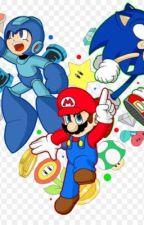 Mario Sonic Mega Man: Three World Crisis  by PhoenixMason