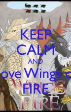 (Wattys2018) Wings Of Fire Randomness by juniper_the_rainwing