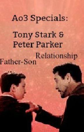 Ao3 Specials Tony Peterfather Son Im Right Here Wattpad