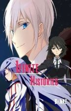 Infinite Histories (An Infinite Stratos Fanfic) by 159357naz