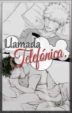 Llamada telefónica. by LucyOkumura8