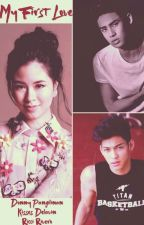 MY FIRST LOVE | DonKiss by Woman_WearingAMask