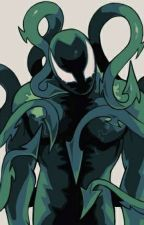 Deku the symbiote  by silverlion12k