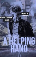 A Helping Hand // Z.M by malikdepth