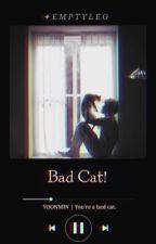قِط سيّء | Bad cat | مُكتملة.  by EMPTYLEO