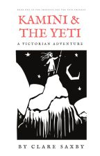 Kamini and The Yeti by ClareSaxby
