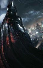 Isse Hyoudou el nuevo Batman o el nuevo Dark Knight by QworRoses