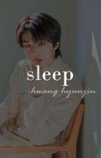 sleep ➹ h.hyunjin by aiishiteru