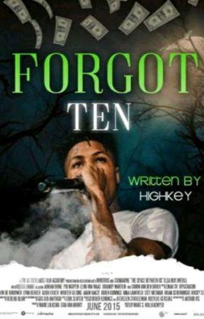 Forgotten by -highkey