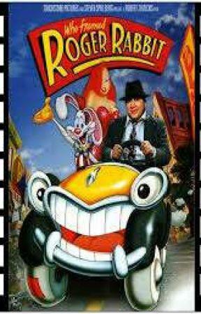 Who Framed Roger Rabbit ? Oc by SkylarKeeney