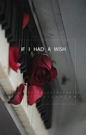 IF I HAD A WISH by BebLikeADirectioner