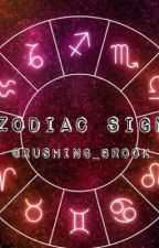 Zodiac Signs by Rushing_Brook