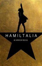 Hetalia Reacts To Hamilton by iiSkyeh_