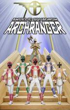 Angelic Squadron Archranger ( Tenshi no Sentai Archranger) by OneofSakurasSuzaku7