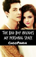 The Bad Boy invades my personal space by ChooPanda