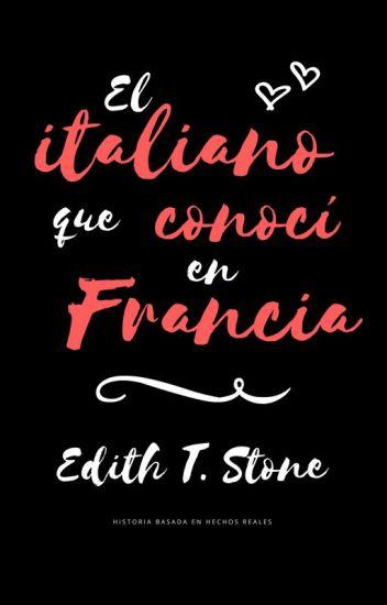 El italiano que conocí en Francia