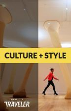 Culture + Style by travel