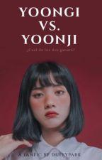 Yoongi vs. Yoonji┊ ym + yoonji by duffypark